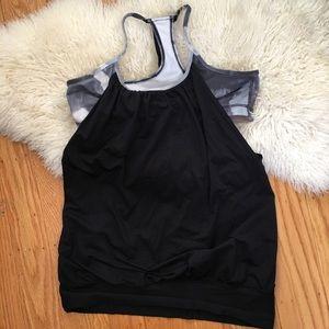 Lululemon size 10 tank shirt
